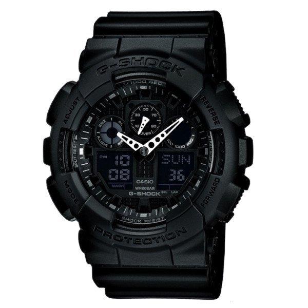 Часы Casio G-Shock GA-100-1A1ER
