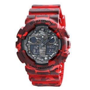 Часы Casio G-Shock GA-100CM-4AER