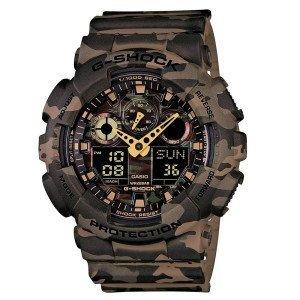 Часы Casio G-Shock GA-100CM-5AER