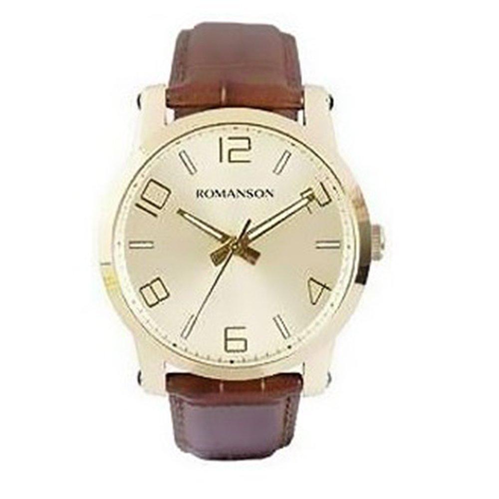 История часов Romanson - my-watchcomua