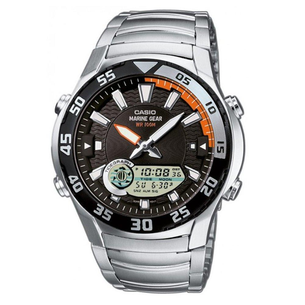 Отзывы наручные часы casio amw700b1avef