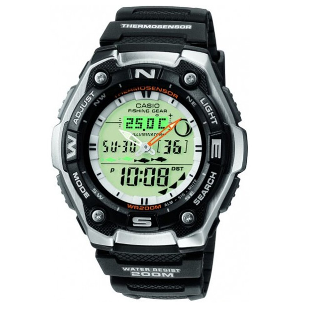 TimeDvor - Интернет-магазин часов CASIO Fishing Gear
