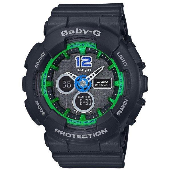 Часы Casio G-Shock GA 100 8 Моделей черные с красным