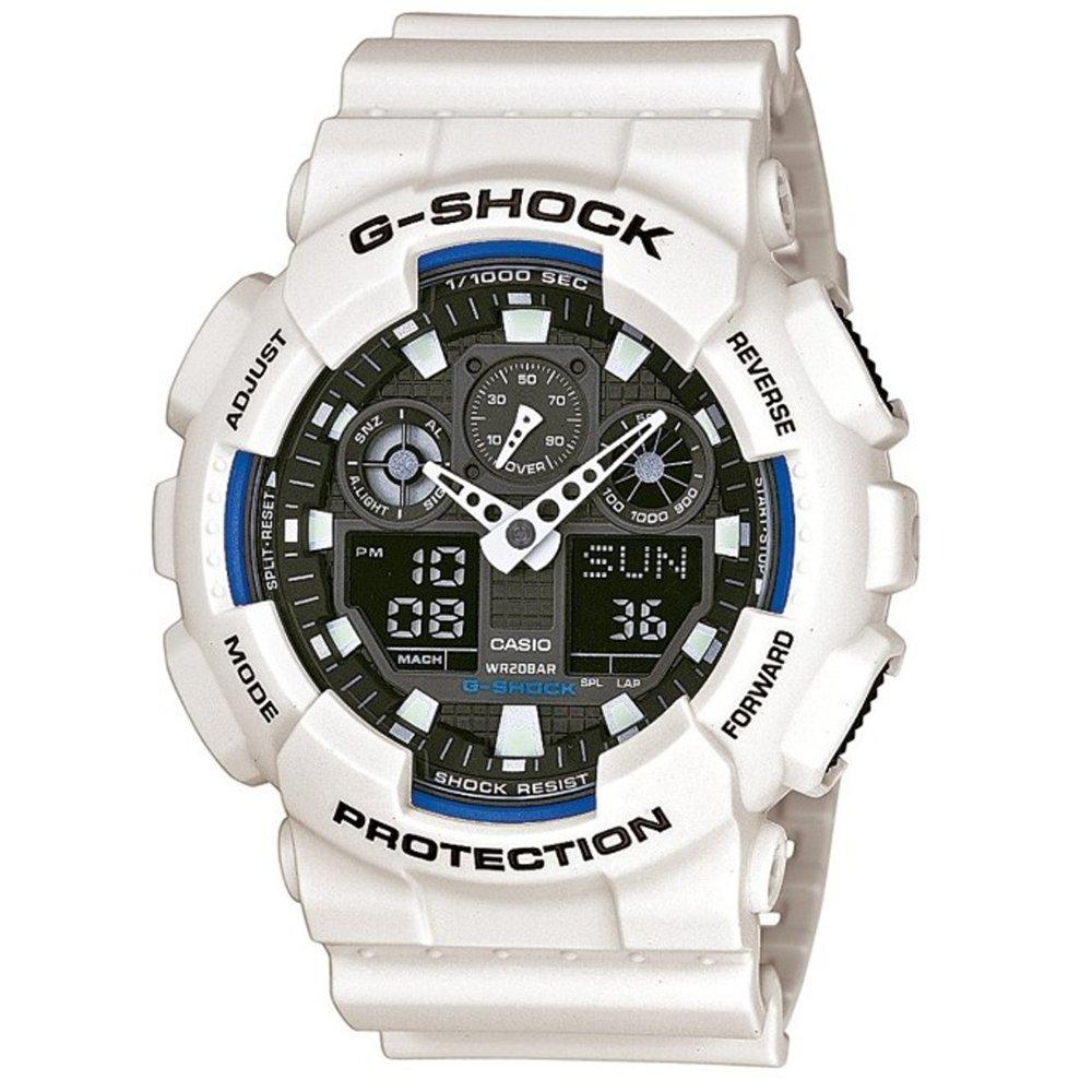 G shock часы установка