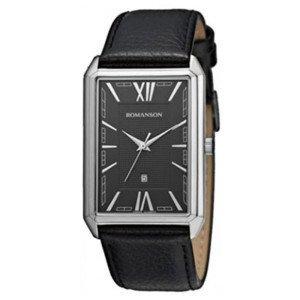 Часы Romanson TL4218FMWH WH BK