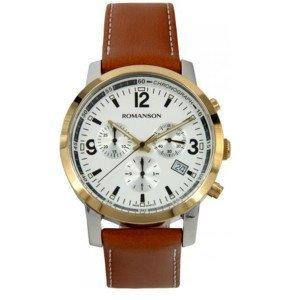 Часы Romanson TL7235PMR2T WH