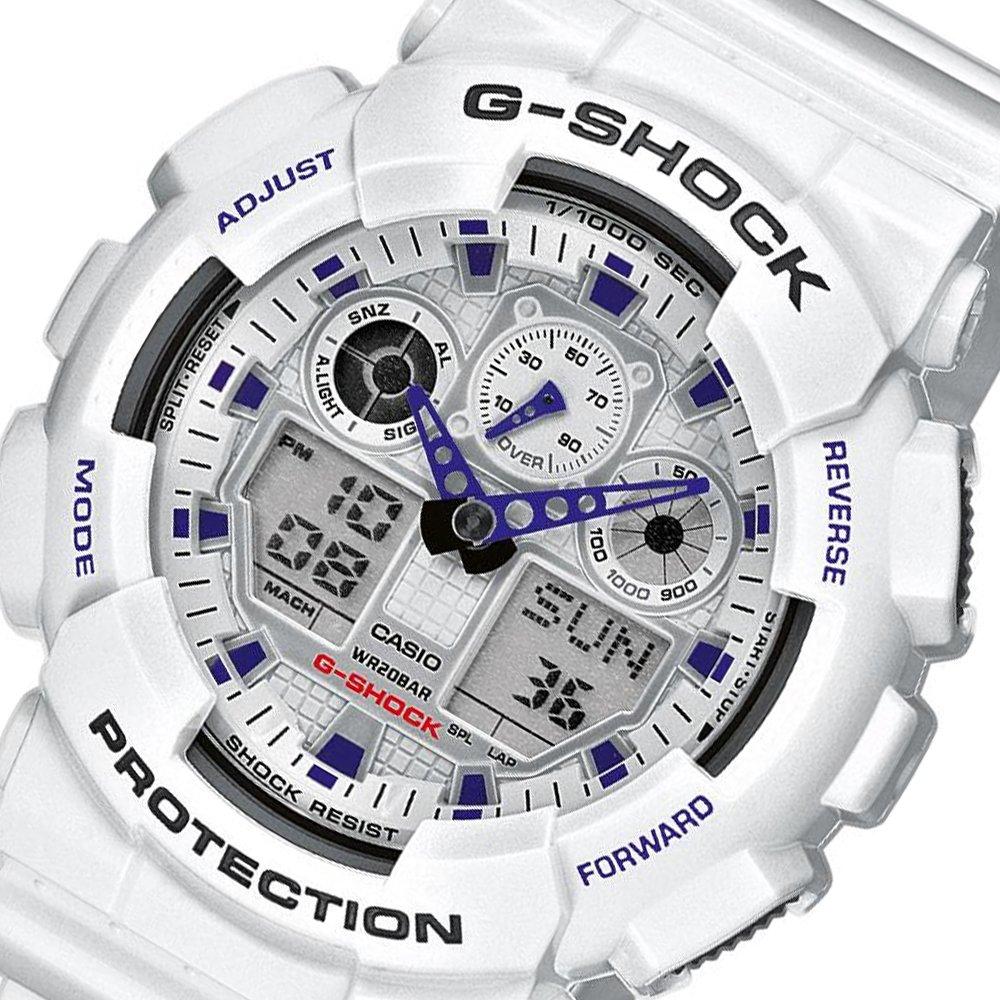 часы g shock ga 100a белые духи приобретаются