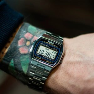 Часы Casio A164WA-1QYEF_photo