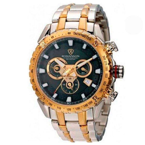 Часы romanson AM1210HM2T-BK