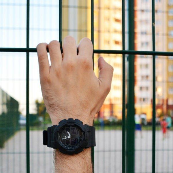 Часы Casio GA-100-1A1ER_photo