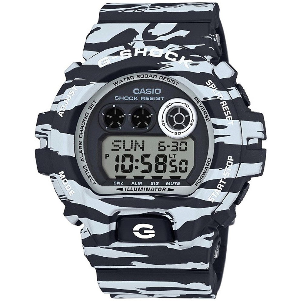 Часы Casio G-Shock GD-X6900BW-1ER
