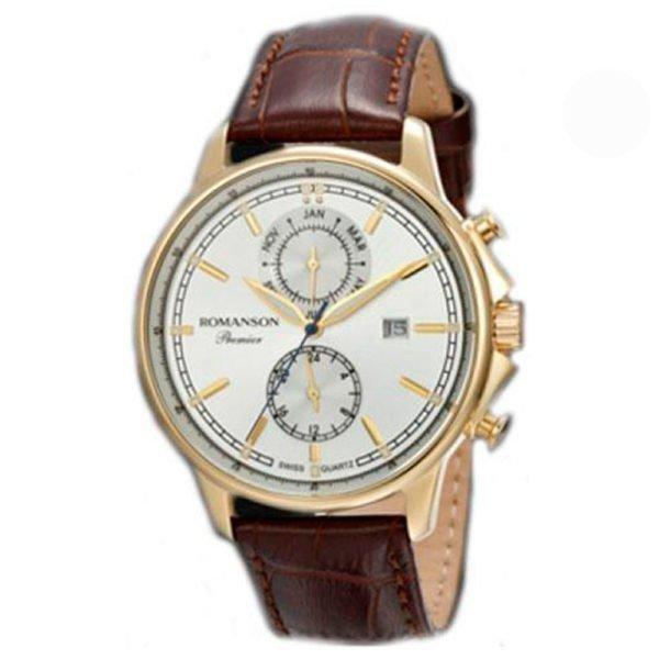 Часы romanson PB3251FMG-WH