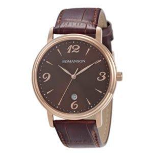 Часы Romanson TL4259MRG-BR