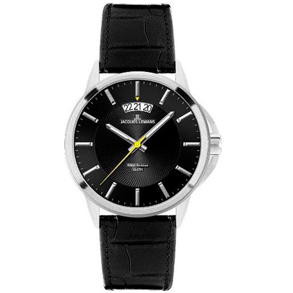 Jacques Lemans 1-1540A - купить наручные часы  цены, отзывы ... fb427b9ada0