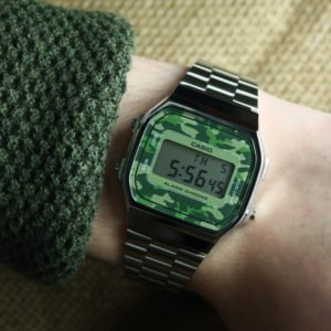 Часы Casio A168WEC-3EF_photo