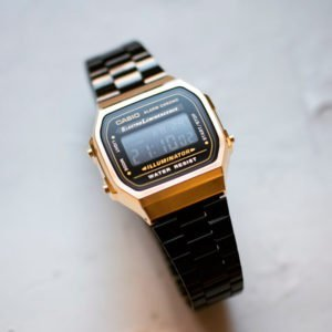 Часы Casio A168WEGB-1BEF_photo