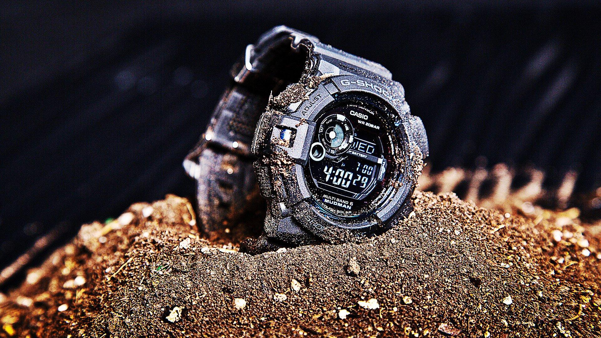 Многофункциональные часы Casio