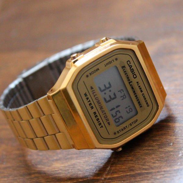 Часы Casio A-168WG-9UR_1