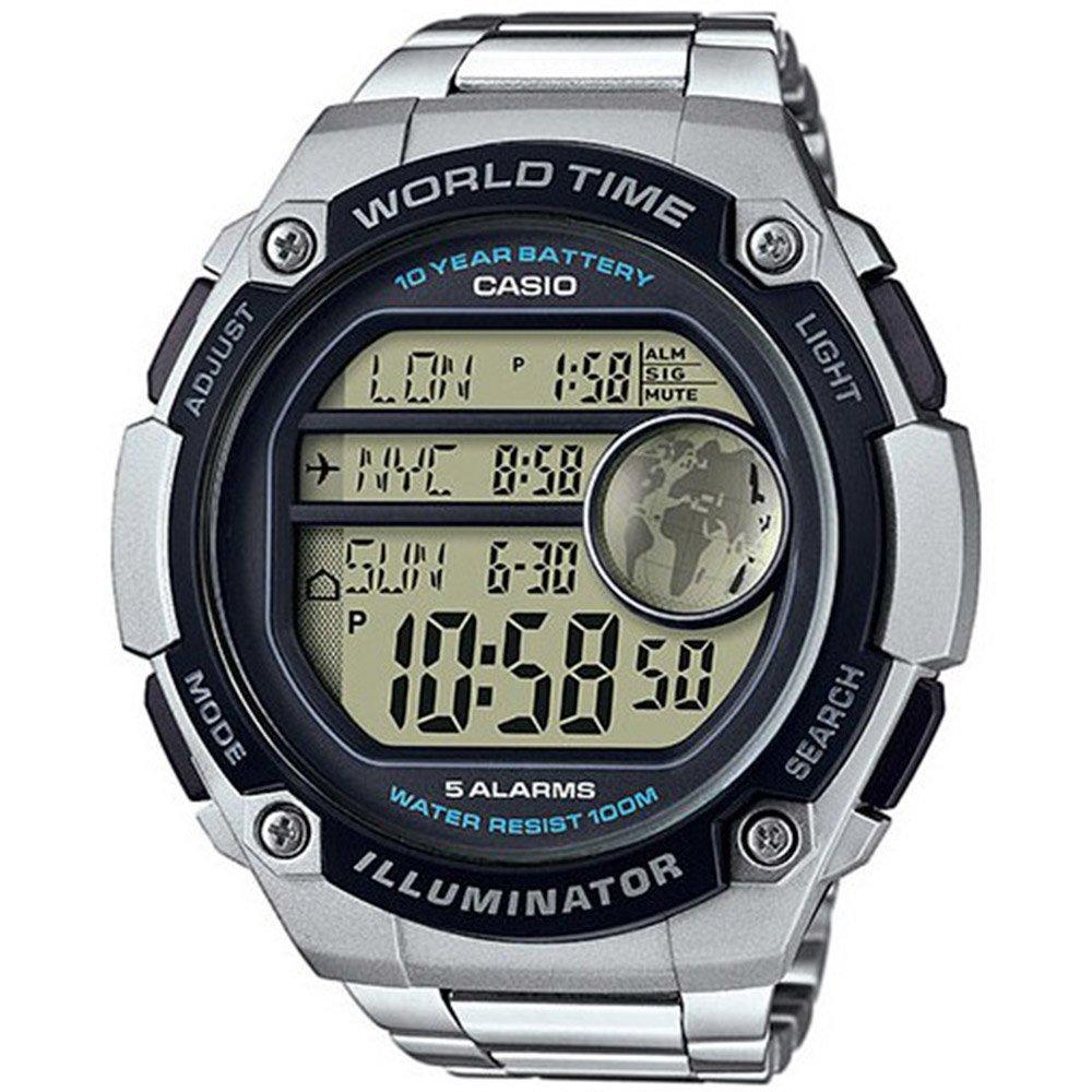 Casio AE-3000WD-1A - купить наручные часы  цены, отзывы ... e144ed2914a