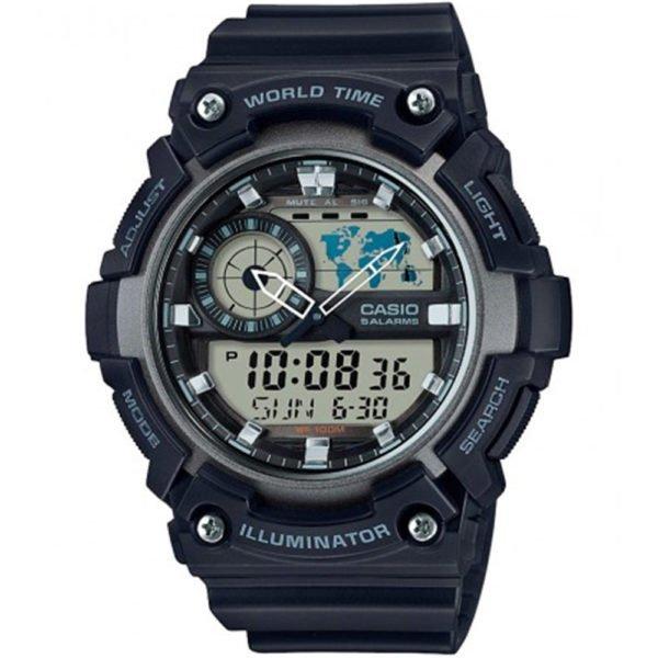 Часы Casio AEQ-200W-1AVEF
