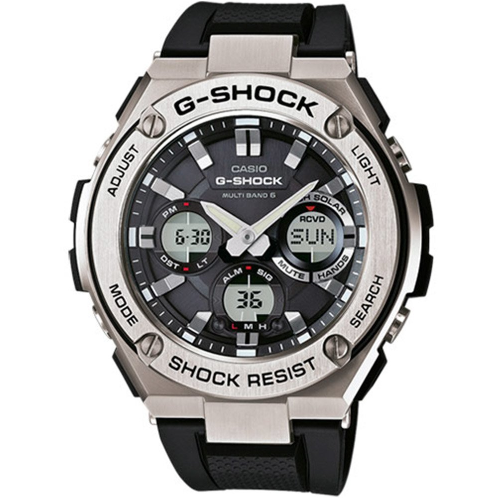 35c95768 Casio GST-W110-1A - купить наручные часы: цены, отзывы ...
