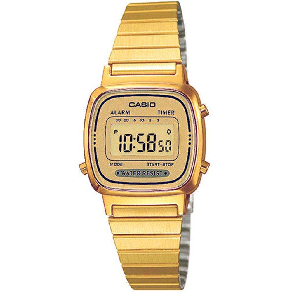 103f3cad Casio LA-670WGA-9 - купить наручные часы: цены, отзывы ...