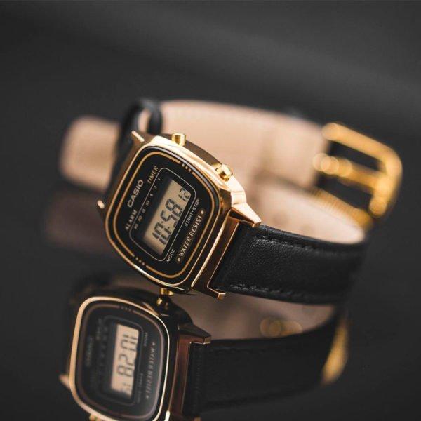 Часы Casio LA670WEGL-1EF_photo