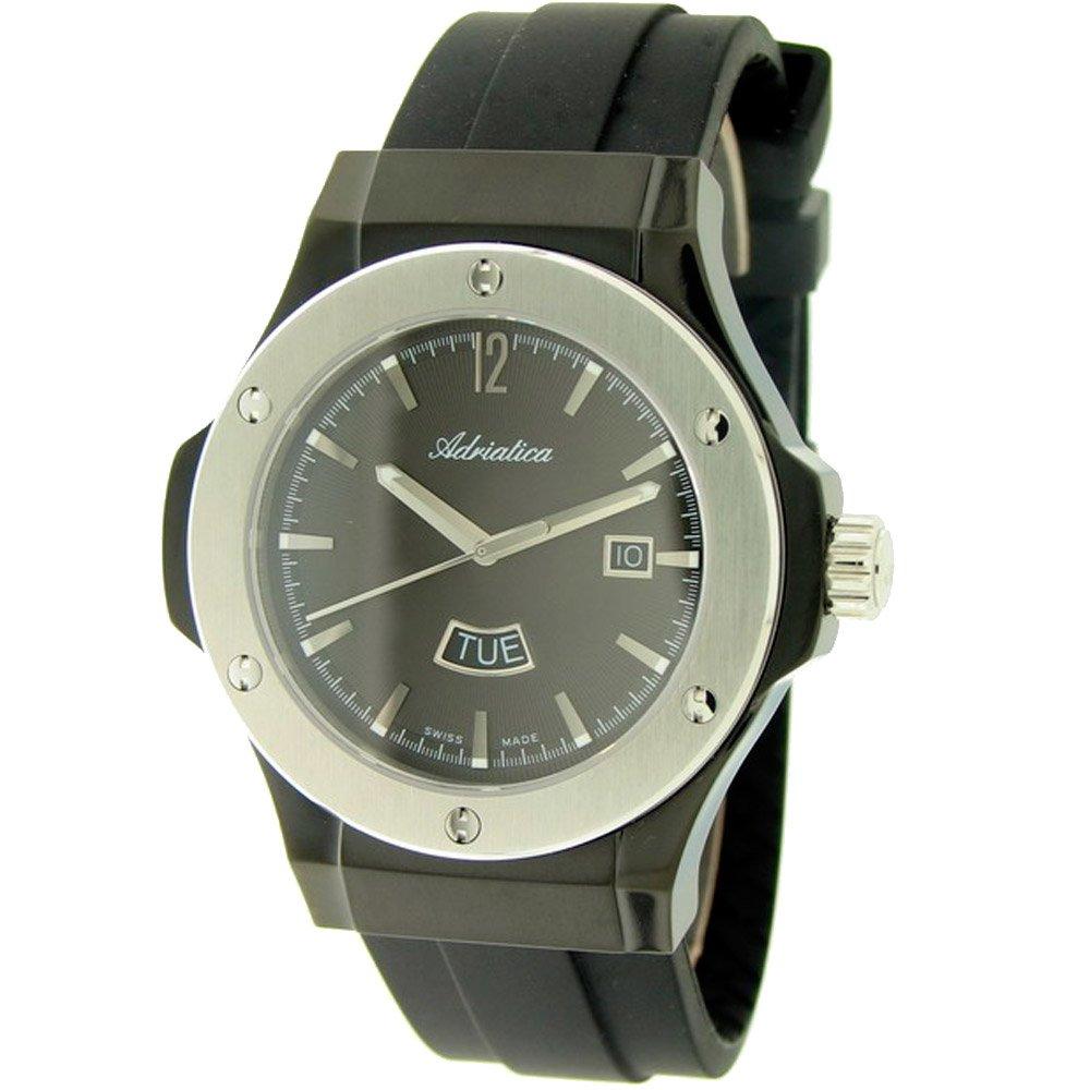 05b7494f Adriatica 1155.BS256Q - купить наручные часы: цены, отзывы ...