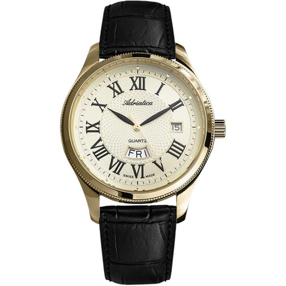 cce3d396 Adriatica 8244.1231Q - купить наручные часы: цены, отзывы ...
