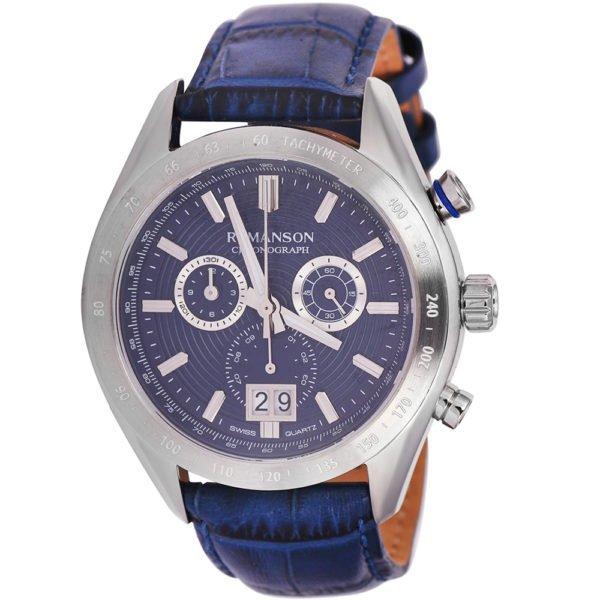Часы Romanson AL6A06HMWH-BLUE