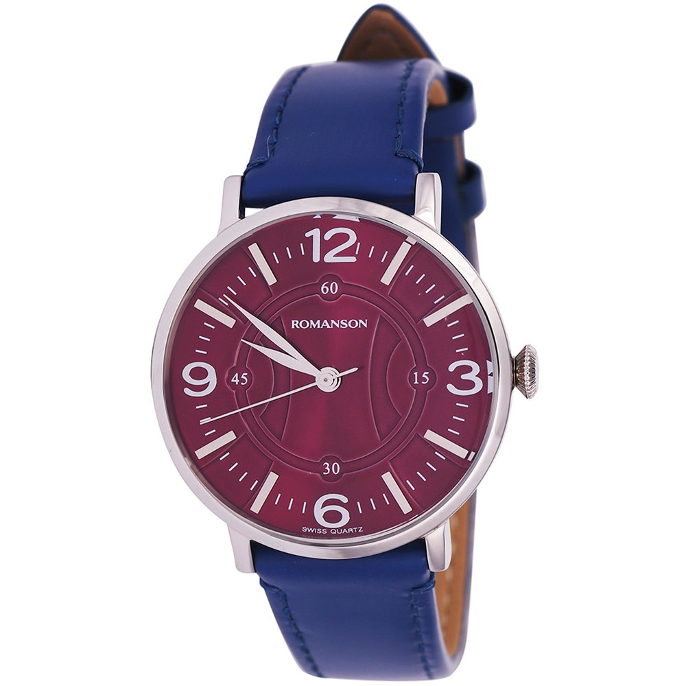 Часы Romanson RL4217LWH-PURPLE