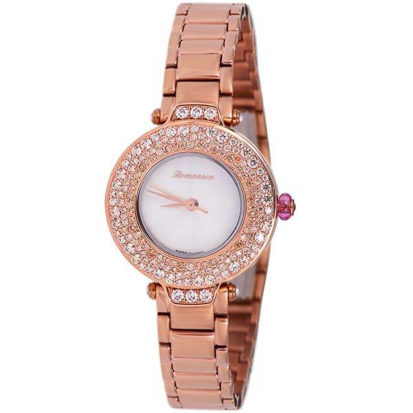 Часы Romanson RM6A17QLRG-WH