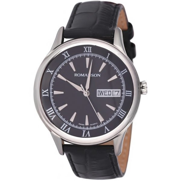Часы Romanson TL2616MWH-BK