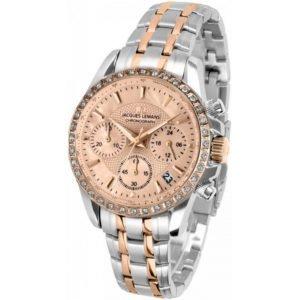 Часы JACQUES LEMANS 1-1724D
