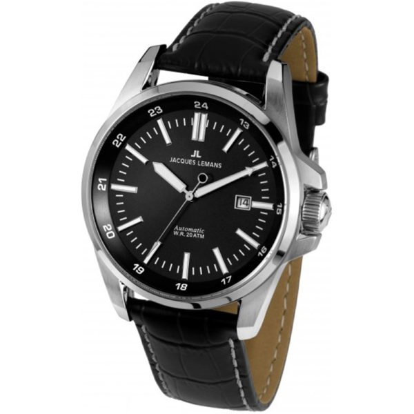 Часы JACQUES LEMANS 1-1869A
