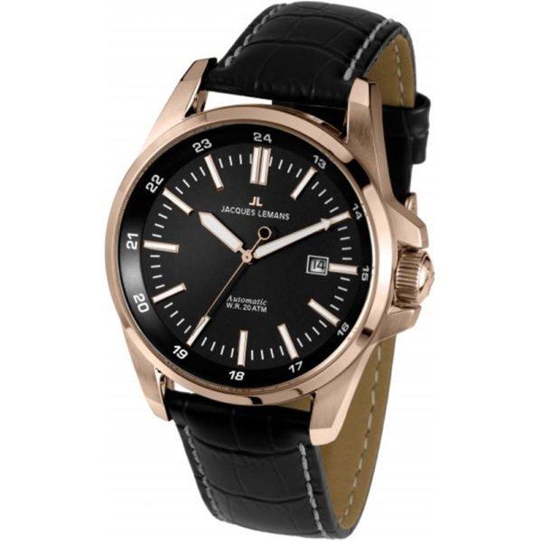 Часы JACQUES LEMANS 1-1869B