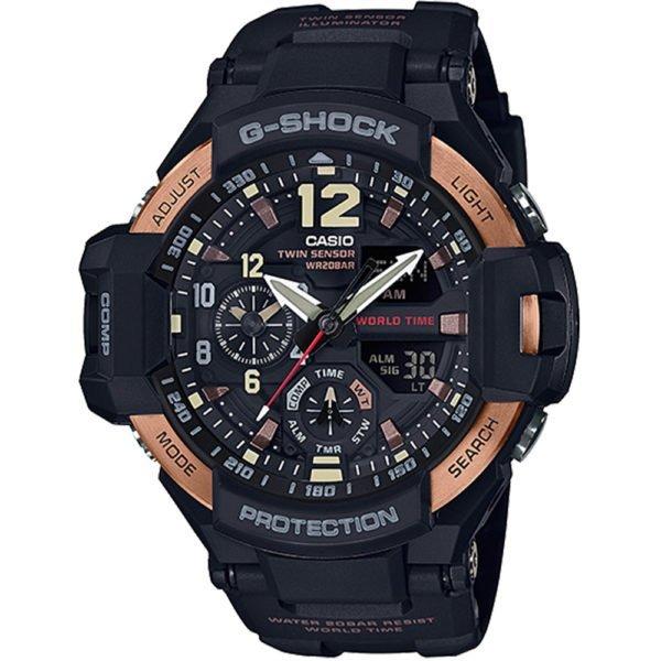 Часы Casio GA-1100RG-1AER