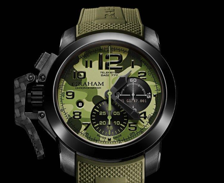 Часы в стиле милитари