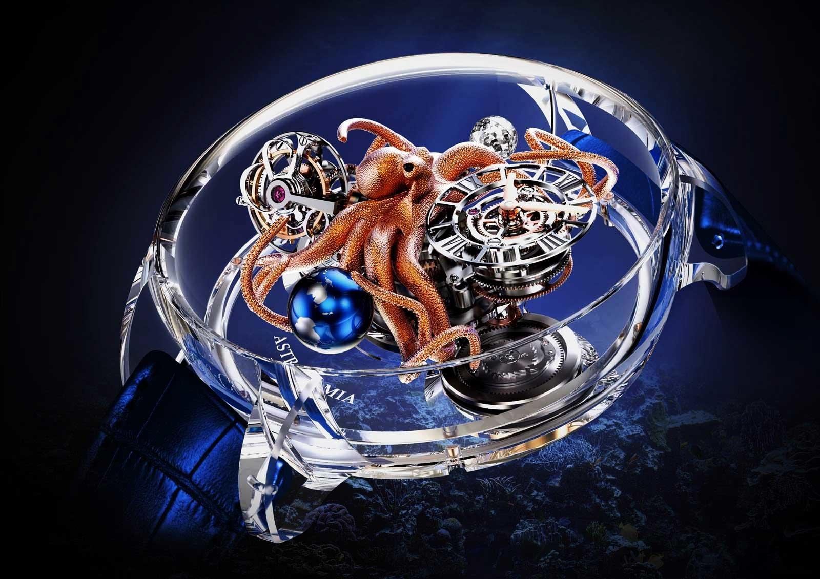 Jacob & Co, Astronomia Octopus