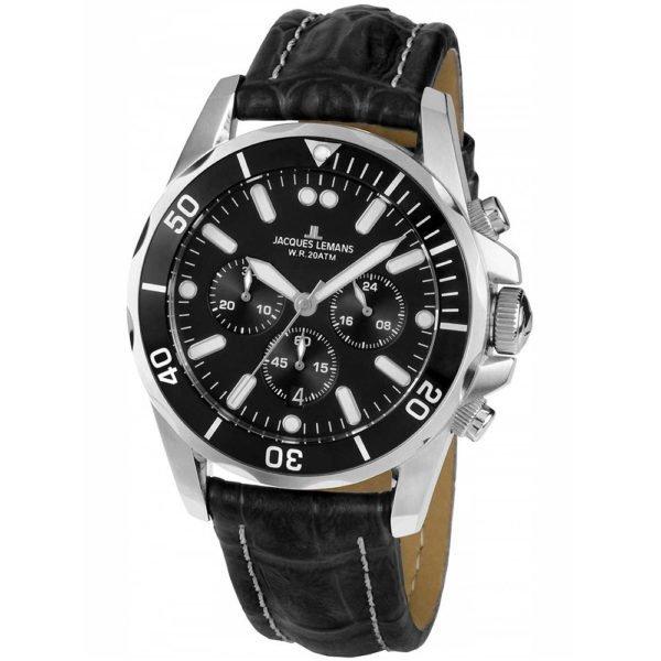 Часы Jacques Lemans 1-1907ZA