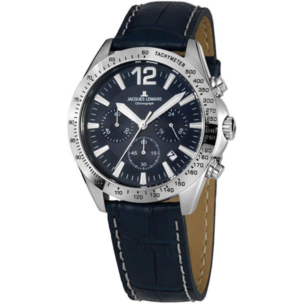 Jacques Lemans 42-5B - купить наручные часы  цены, отзывы ... 9960284d5ff