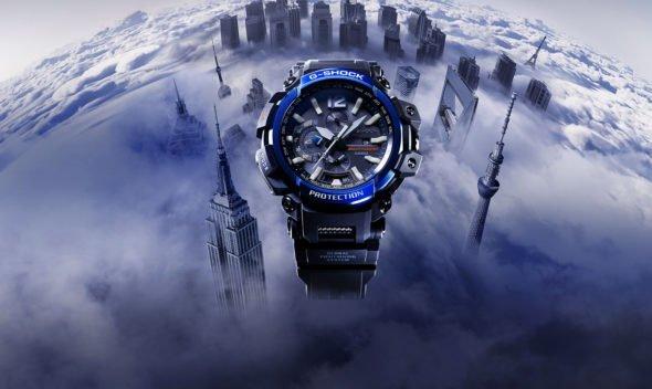 История наручных часов Casio