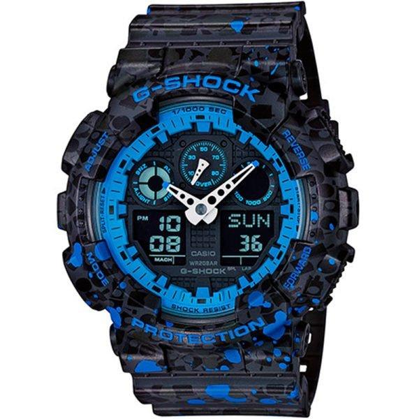 Часы Casio GA-100ST-2AER