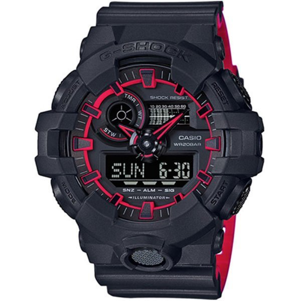 Часы Casio GA-700SE-1A4ER