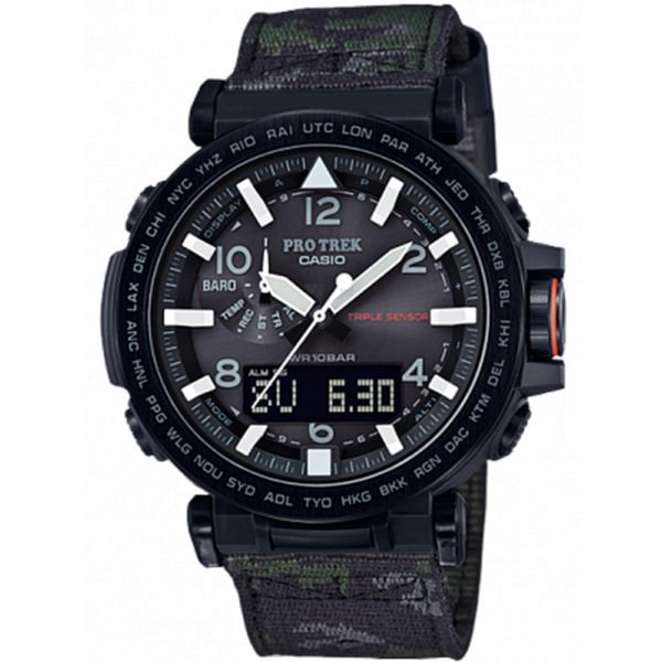 Часы Casio PRG-650YBE-3ER
