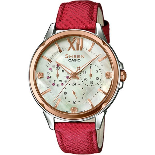Часы Casio SHE-3056GL-7AUER