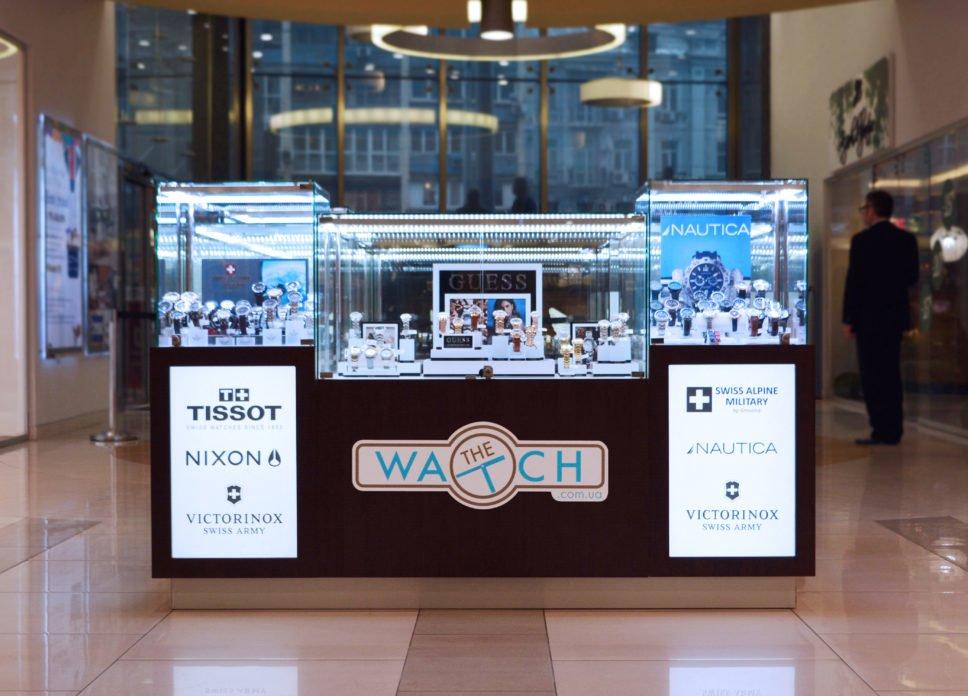 """Магазин часов TheWatch ТРЦ """"Гулливер"""" 1 этаж Киев view 6"""