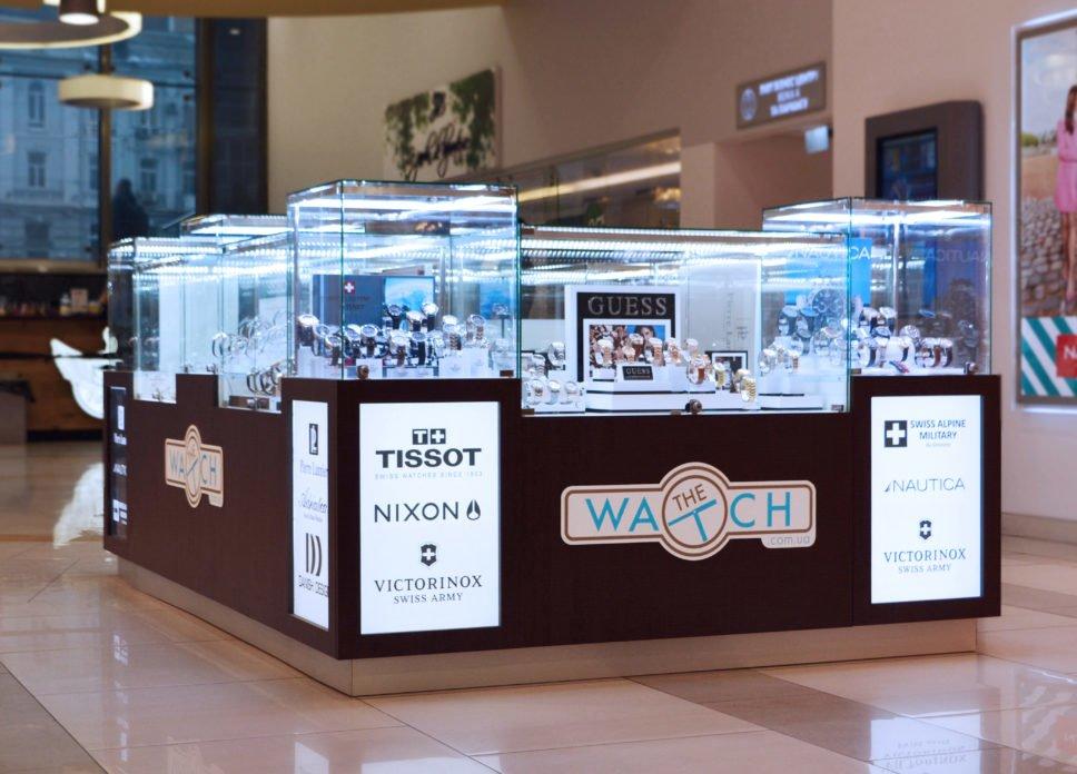 """Магазин часов TheWatch ТРЦ """"Гулливер"""" 1 этаж Киев view 5"""