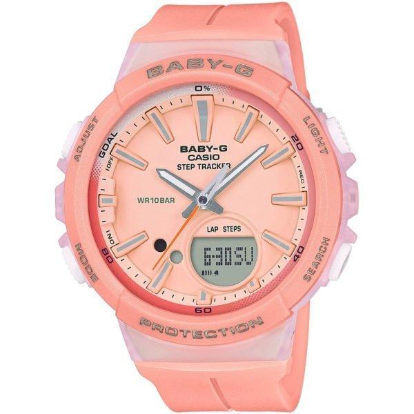 Часы Casio BGS-100-4AER