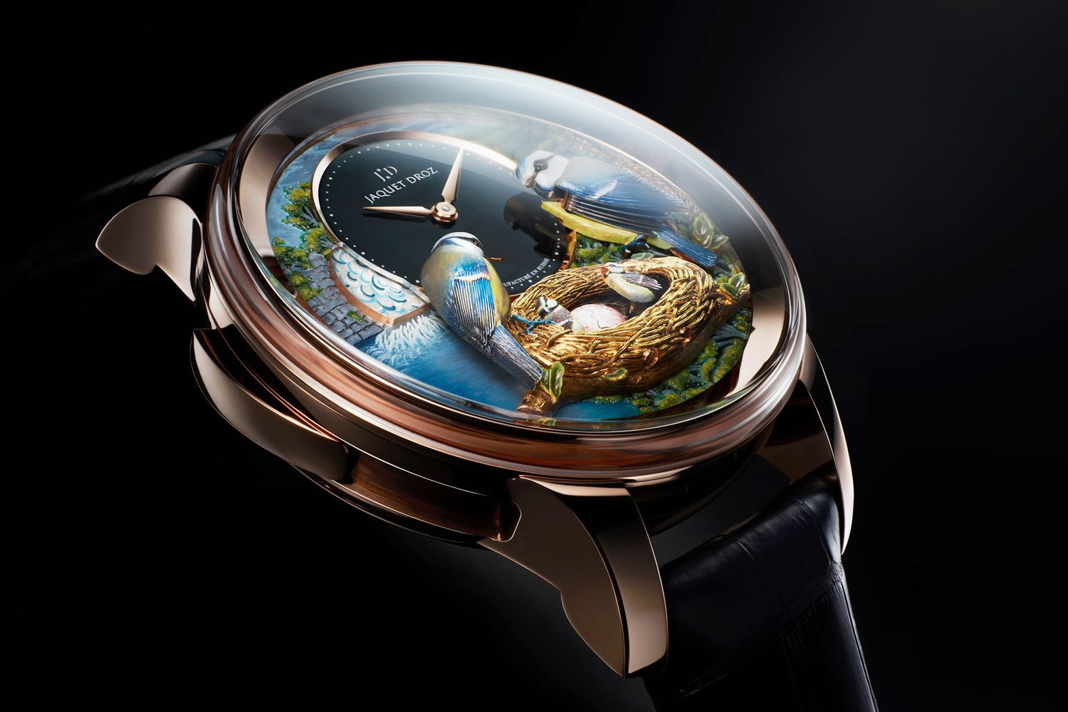 Jaquet Droz's Bird